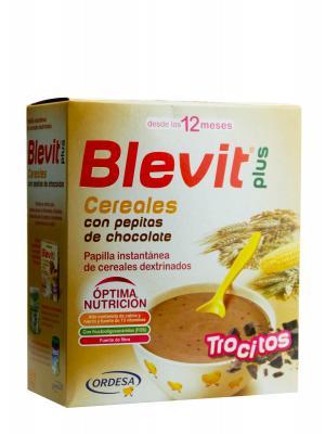 Blevit cereales con pepitas de chocolate 600g