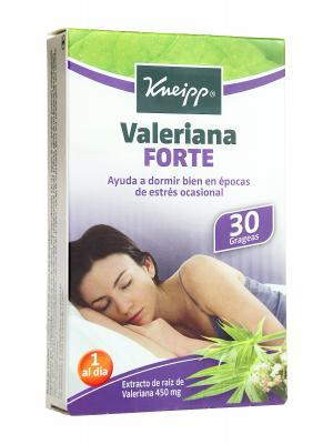 Valeriana forte kneipp 30 grageas