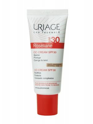 Uriage roseliane cc crema spf30 40ml
