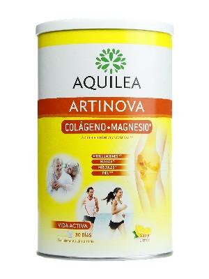 Aquilea artinova colágeno y magnesio sabor limón 375gr