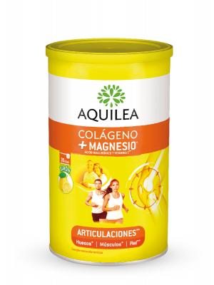 Aquilea colágeno y magnesio sabor limón 375gr