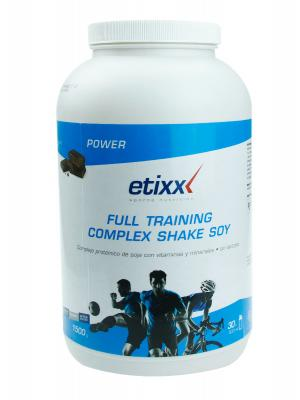Etixx full training polvos sabor chocolate 1500g