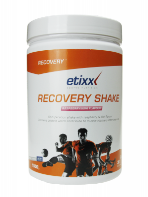Etixx® recovery shake frambuesa-kiwi 1500g