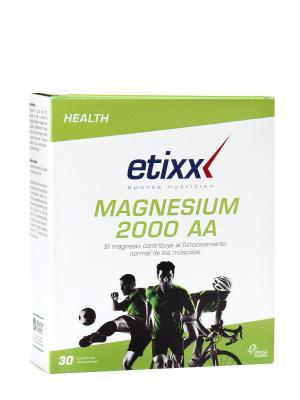 Etixx® magnesium 2000 aa 30 comprimidos efervescente
