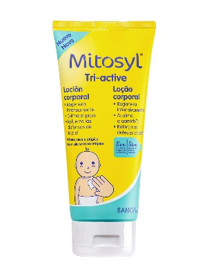 Mitosyl tri active loción corporal 200ml