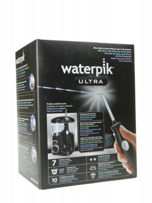Waterpik ultra irrigador bucal eléctrico black