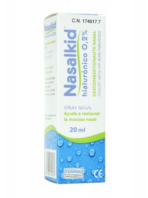 Spray nasal nasalkid 20ml