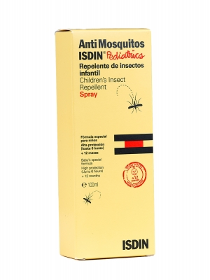 Isdin antimosquitos pediátrico spray 100 ml