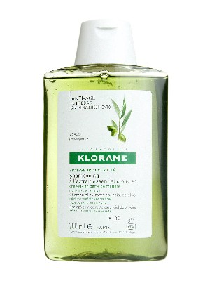 Champú al extracto esencial de olivo klorane 200ml
