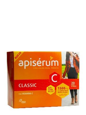 Apiserum clasic 1500 mg 20 viales