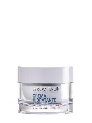 Crema hidratante pieles normales 50ml axovital