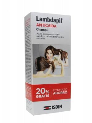 Isdin lambdapil anticaída champú 400 ml