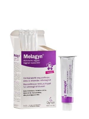 Melagyn gel hidratante vaginal 60 gr 21 cánulas desechables