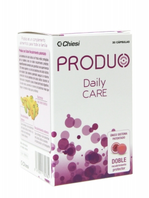 Produo daily care 30 cápsulas