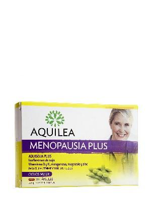 Aquilea menopausia aquisoja plus 30 cápsulas