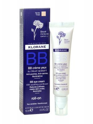 Klorane cuidado ojos anti-fatiga bb 15ml