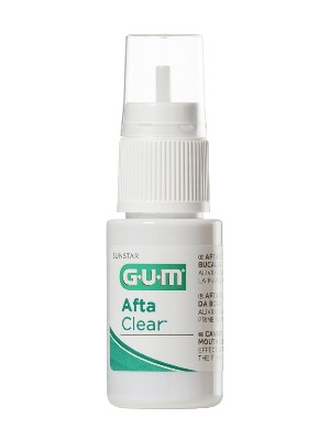 Spray aftaclear de gum 15 ml