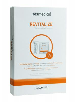 Sesderma revitalizate personal peel program