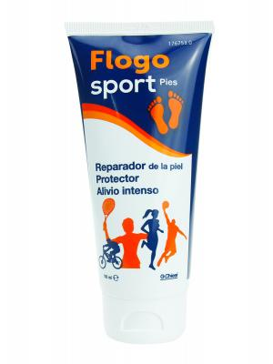 Gel pies flogo sport  100 ml