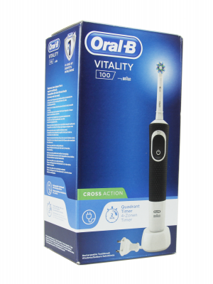 Oral b vitality 100 crossaction cepillo eléctrico
