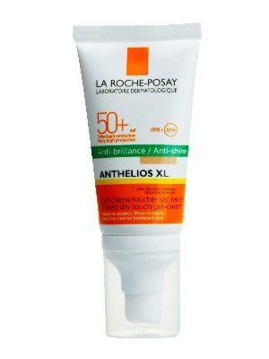La roche posay anthelios gel crema toque seco con color spf 50+ 50 ml