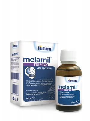 Melamil tripto melatonina 30 ml