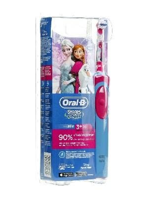Oral b cepillo eléctrico infantil princesas frozen