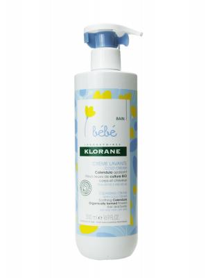 Klorane crema limpiadora nutritiva cold cream 500 ml