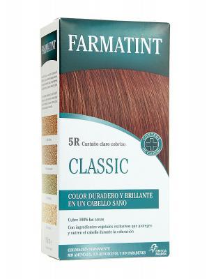 Farmatint 5r 135 ml castaño claro cobrizo