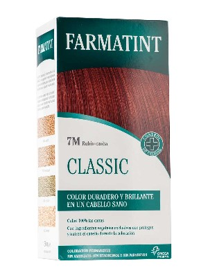 Farmatint 7m 135 ml rubio caoba