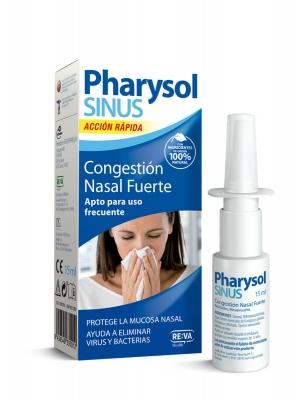 Pharysol sinus acción rápida 15ml