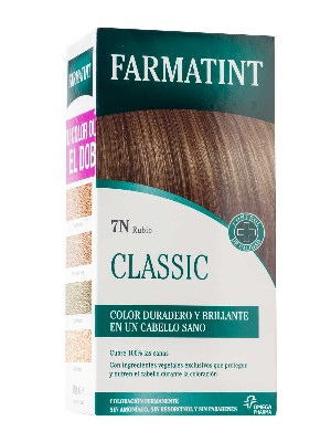 Farmatint 7n 135 ml rubio
