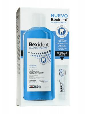 Colutorio blanqueante bexident 500ml.