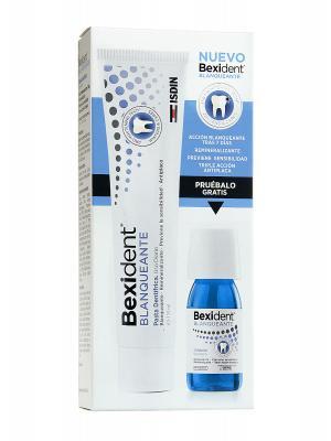 Bexident pasta de dientes blanqueante 125ml.
