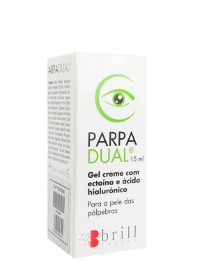 Parpadual gel crema 15 ml