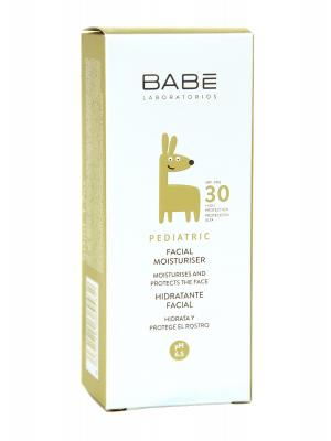 Hidratante facial spf 30 de babe 50ml