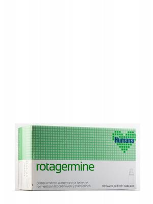 Rotagermine complemento alimenticio 93,5 gr 10 und