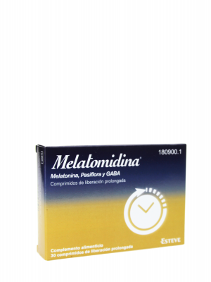 Melatomidina 1,85mg 30 comp