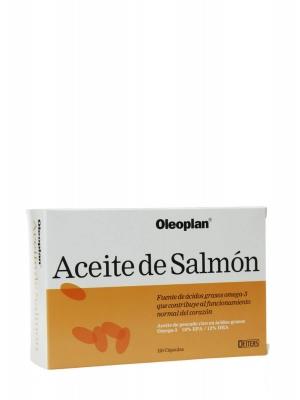 Deiters oleoplan aceite de salmón 120 cápsulas