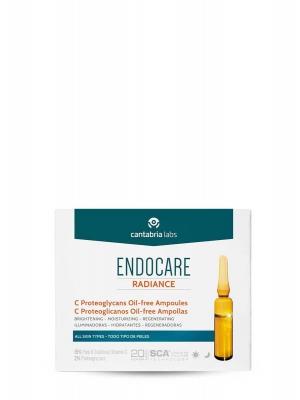 Endocare radiance c proteoglicanos oil free 30 ampollas