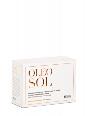 Deiters oleosol aceite de zanahoria 60 cápsulas