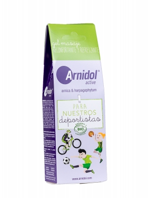 Gel de masaje arnidol 100 ml
