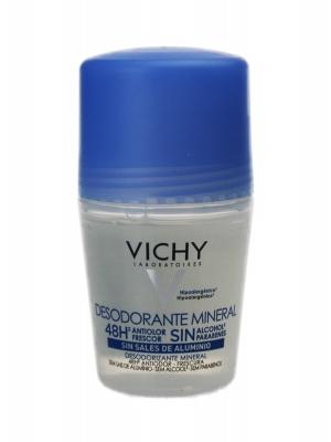 Vichy desodorante mineral  rollon 50ml