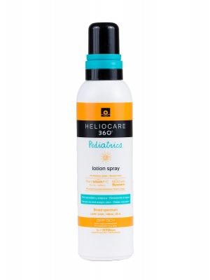 Heliocare 360º pediatrics spray spf 50+  200ml