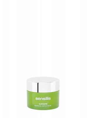 Sensilis supreme renewal detox mask 75 ml