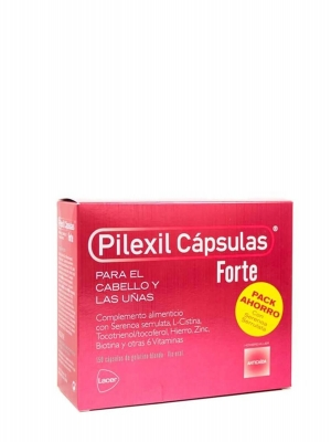 Pilexil anticaída forte 150 cápsulas