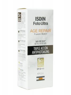 Isdin foto ultra age repair fusion water spf 50 50ml