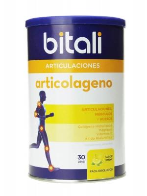 Bitali articulaciones articolageno sabor limón 349,5 gr