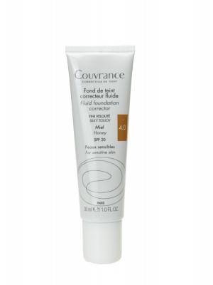 Avène couvrance maquillaje fluido nº 4 tono miel 30 ml