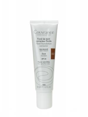 Avène couvrance maquillaje fluido nº 5 tono bronceado 30 ml